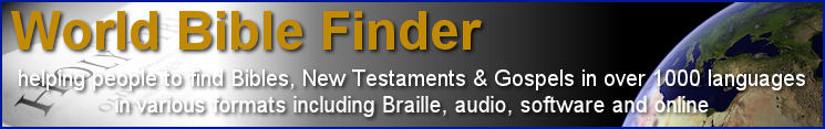 World Bible Finder